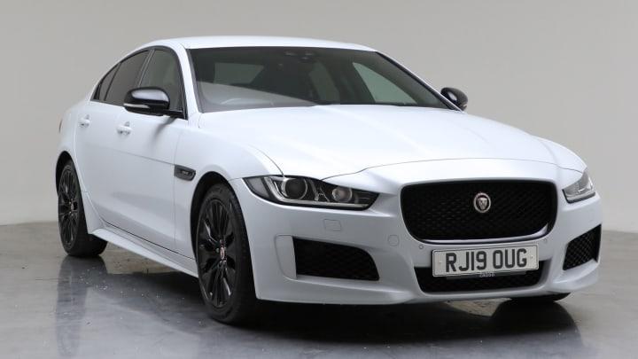 2019 Used Jaguar XE 2L Landmark i