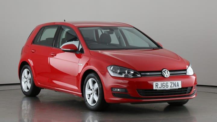 2016 Used Volkswagen Golf 1L Match Edition BlueMotion TSI