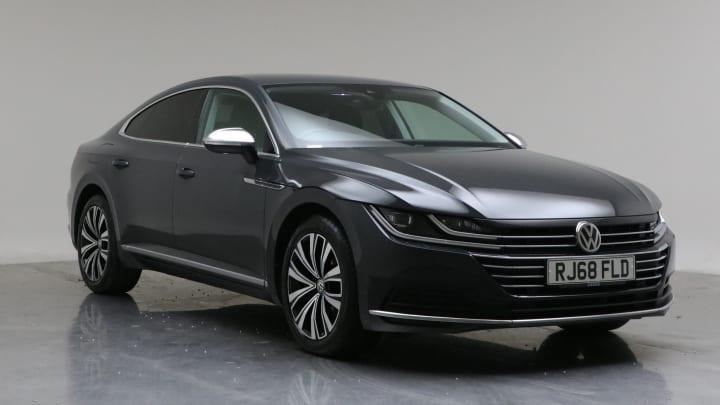 2019 Used Volkswagen Arteon 1.5L Elegance TSI EVO