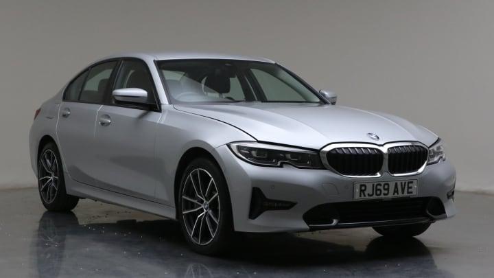 2019 Used BMW 3 Series 2L Sport Pro 330e