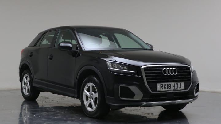 2018 Used Audi Q2 1.6L SE TDI