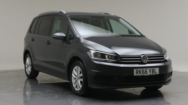 2016 Used Volkswagen Touran 2L SE Family BlueMotion Tech TDI