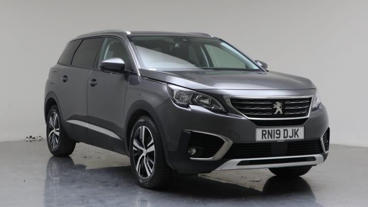 2019 Used Peugeot 5008 2L Allure BlueHDi