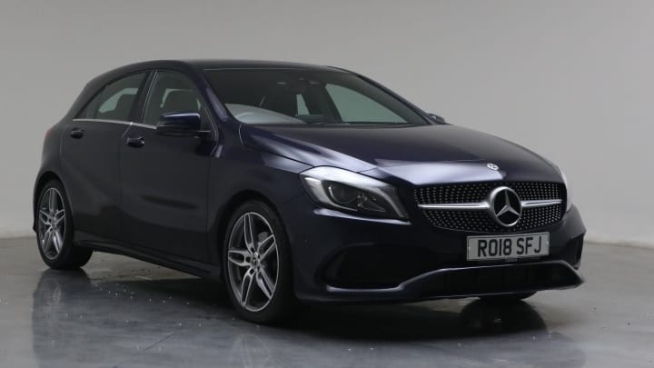 2018 Used Mercedes-Benz A Class 2.1L AMG Line A200d