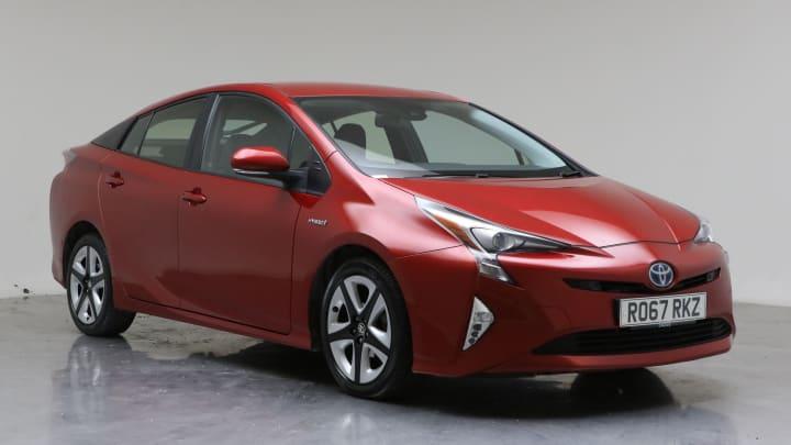 2018 Used Toyota Prius 1.8L Excel VVT-h