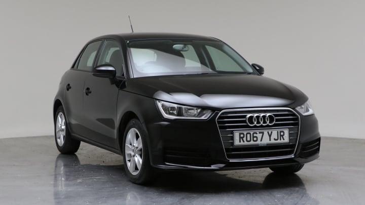 2017 Used Audi A1 1L SE TFSI