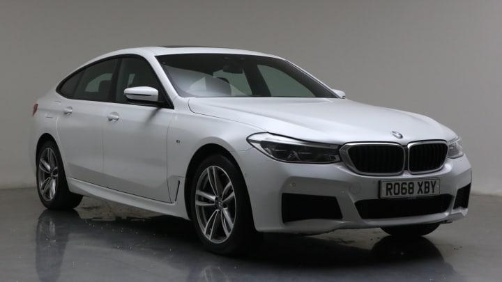 2018 Used BMW 6 Series Gran Turismo 2L M Sport 630i
