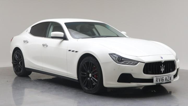 2016 Used Maserati Ghibli 3L