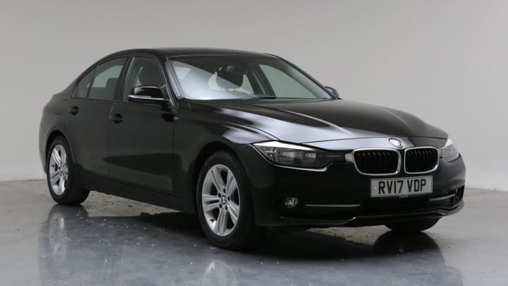 2017 Used BMW 3 Series 2L Sport 316d