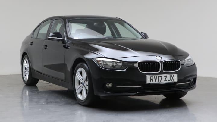 2017 Used BMW 3 Series 2L Sport 316d