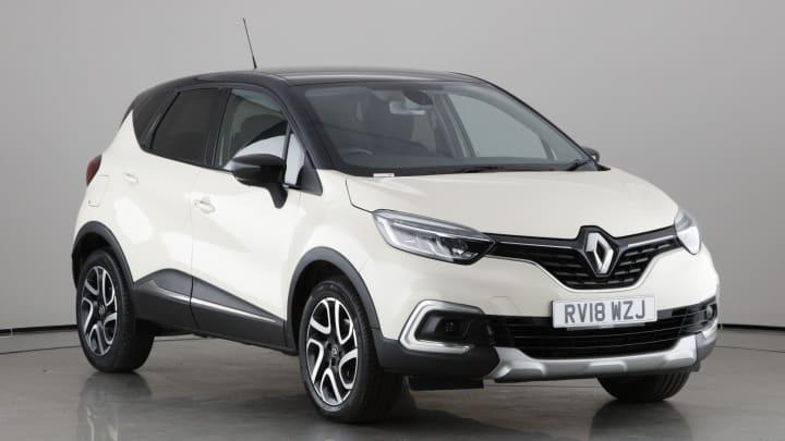 2018 Used Renault Captur 1.5L Dynamique S Nav dCi ENERGY