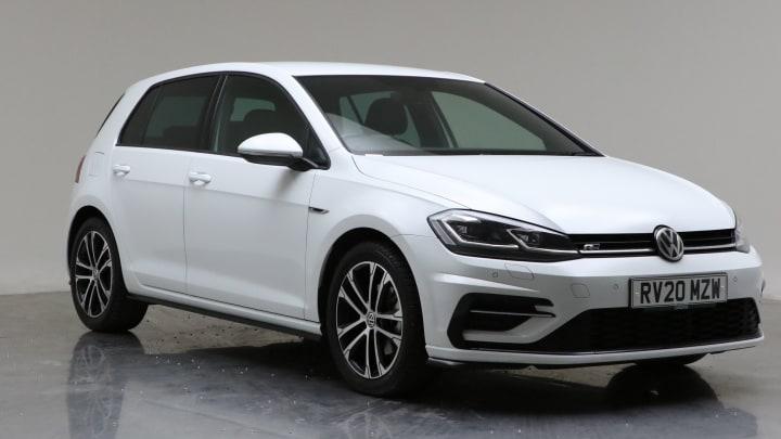 2020 Used Volkswagen Golf 1.5L R-Line Edition TSI EVO