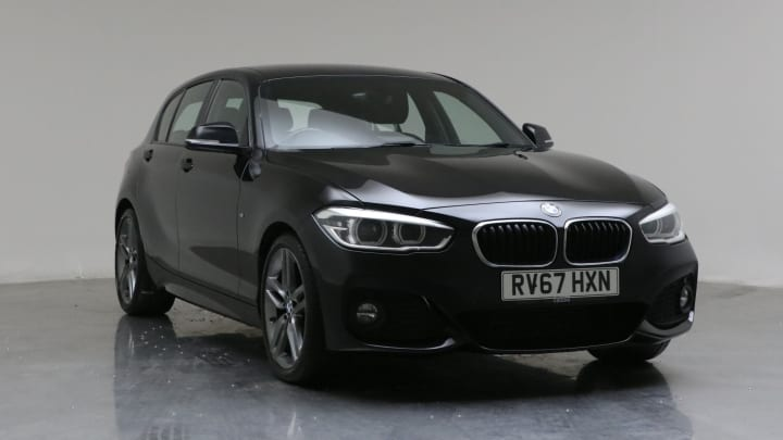 2017 Used BMW 1 Series 2L M Sport 120d