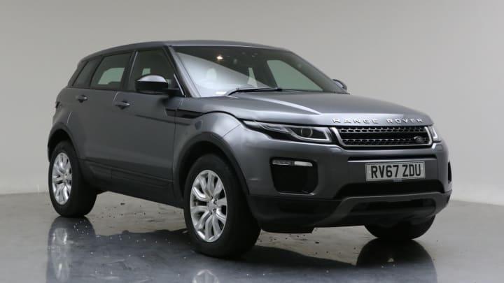 2017 Used Land Rover Range Rover Evoque 2L SE Tech TD4