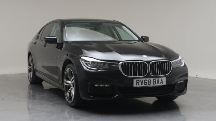 2018 Used BMW 7 Series 3L M Sport 730d