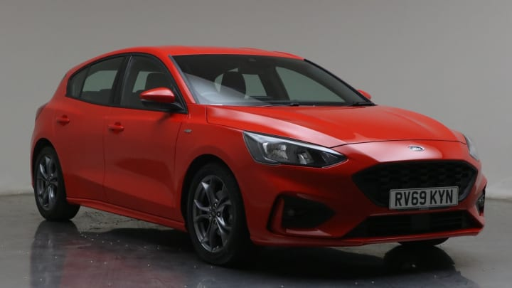 2019 Used Ford Focus 1.5L ST-Line EcoBoost T