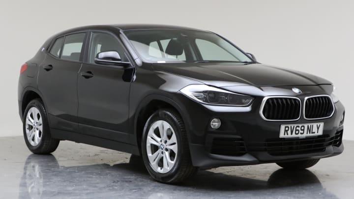 2019 Used BMW X2 2L SE 20i