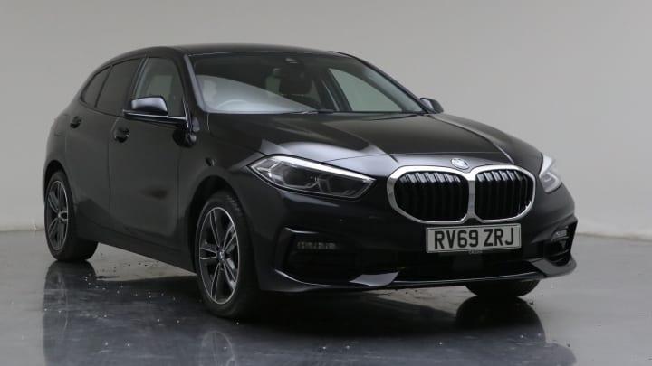 2020 Used BMW 1 Series 1.5L Sport 118i