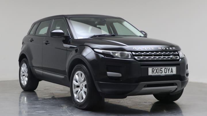 2015 Used Land Rover Range Rover Evoque 2.2L Pure Tech ED4