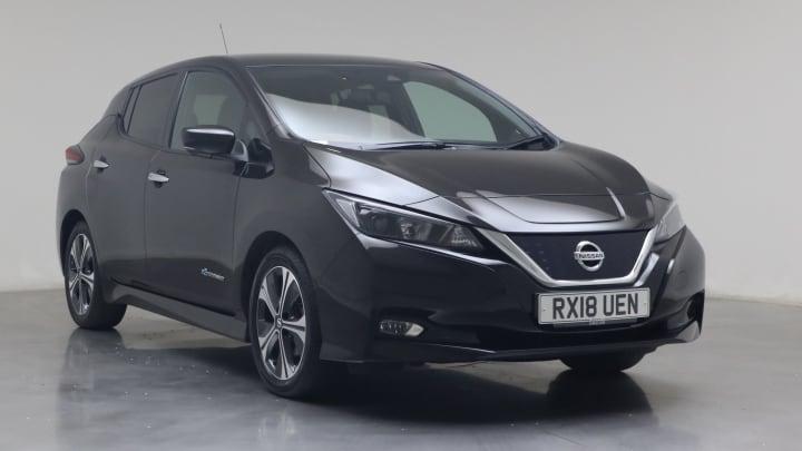 2018 Used Nissan Leaf 2.Zero