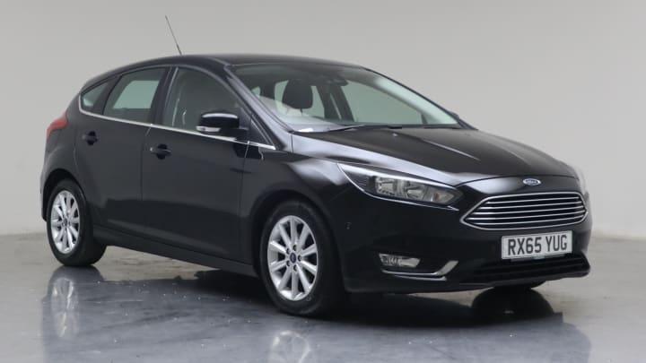 2015 Used Ford Focus 1.5L Titanium TDCi