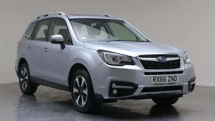 2016 Used Subaru Forester 2L XC Premium D
