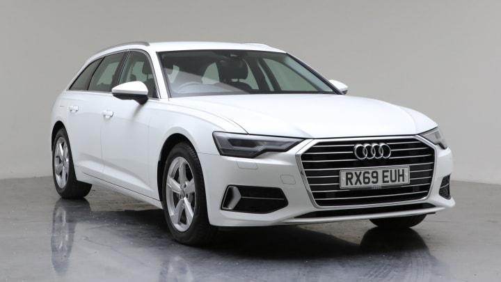 2019 Used Audi A6 Avant 2L Sport TDI