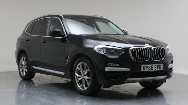 2019 Used BMW X3 2L xLine 20i