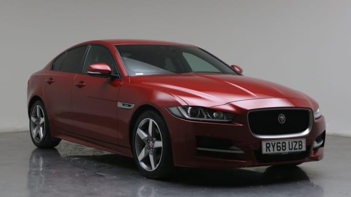 2019 Used Jaguar XE 2L R-Sport d