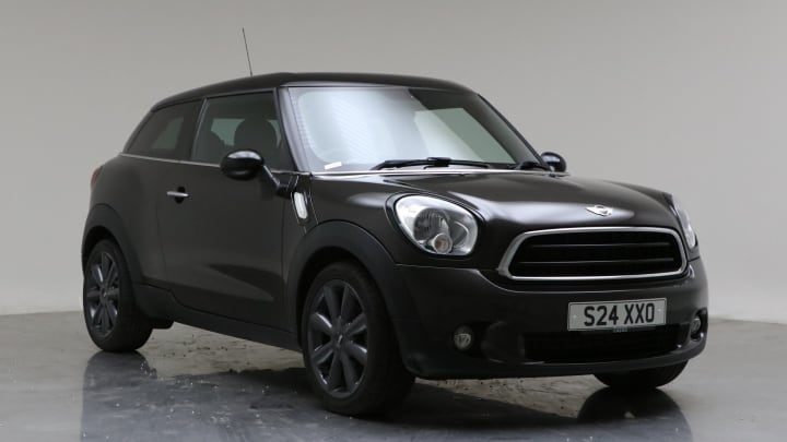 2015 Used Mini Paceman 1.6L Cooper D