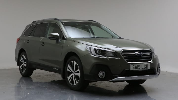 2019 Used Subaru Outback 2.5L SE Premium i