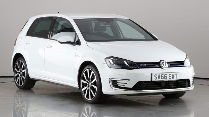 2016 Used Volkswagen Golf 1.4L GTE BlueMotion Tech TSI