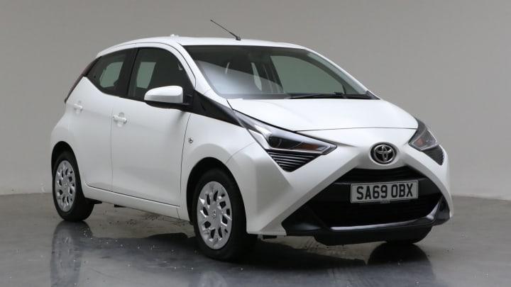 2020 Used Toyota AYGO 1L x-play VVT-i