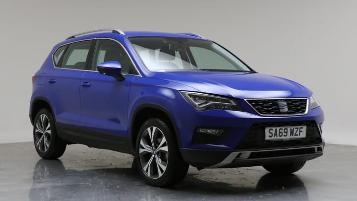 2019 Used Seat Ateca 1.6L SE Technology TDI
