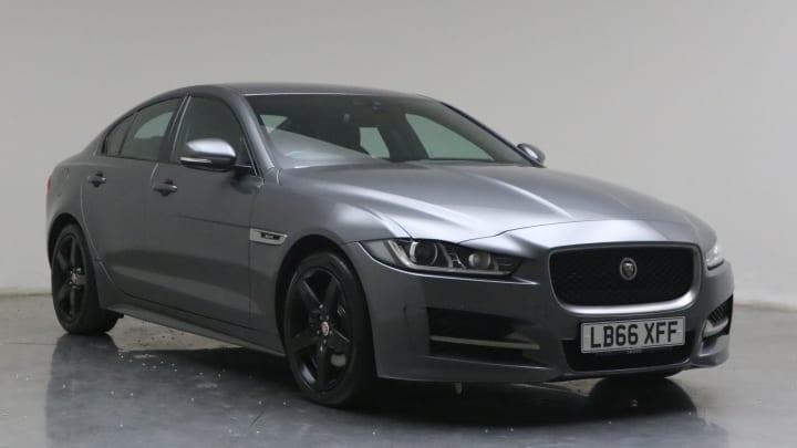 2017 used Jaguar XE 2L R-Sport d