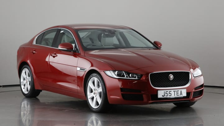2015 used Jaguar XE 2L Portfolio d
