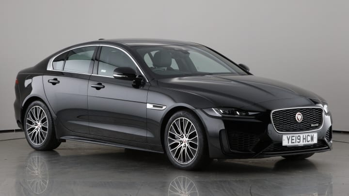2019 used Jaguar XE 2L R-Dynamic S i