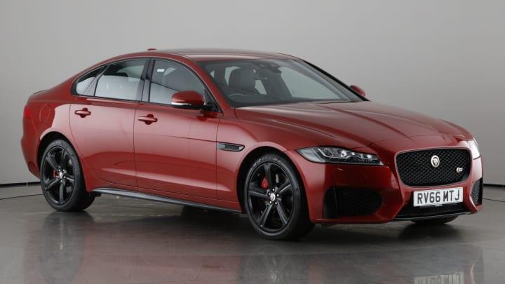 2016 used Jaguar XF 3L S V6