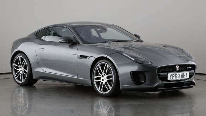 2019 used Jaguar F-Type 3L R-Dynamic V6