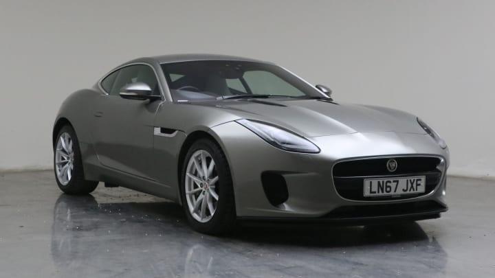 2017 used Jaguar F-Type 2L i