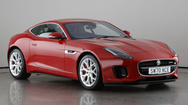 2021 used Jaguar F-Type 2L R-Dynamic i