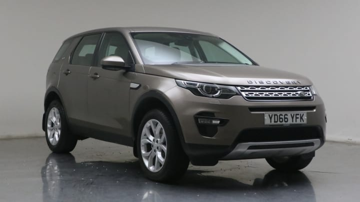 2016 used Land Rover Discovery Sport 2L HSE TD4