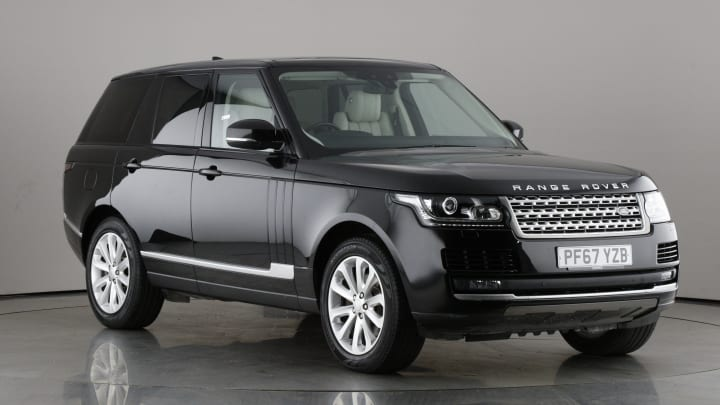 2018 used Land Rover Range Rover 3L Vogue TD V6