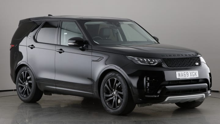 2019 used Land Rover Discovery 2L Landmark Edition SD4