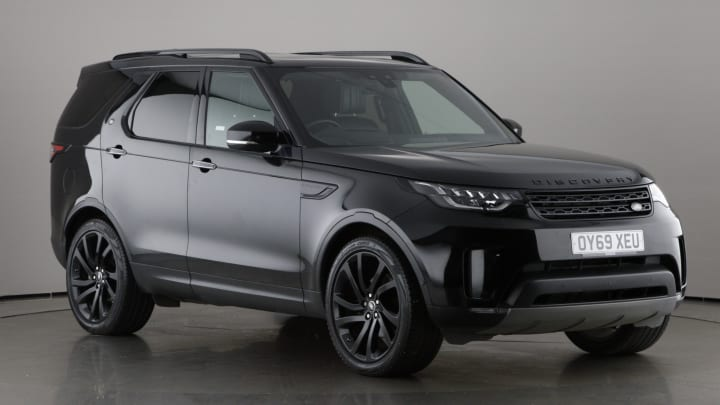 2019 used Land Rover Discovery 2L HSE Luxury SD4