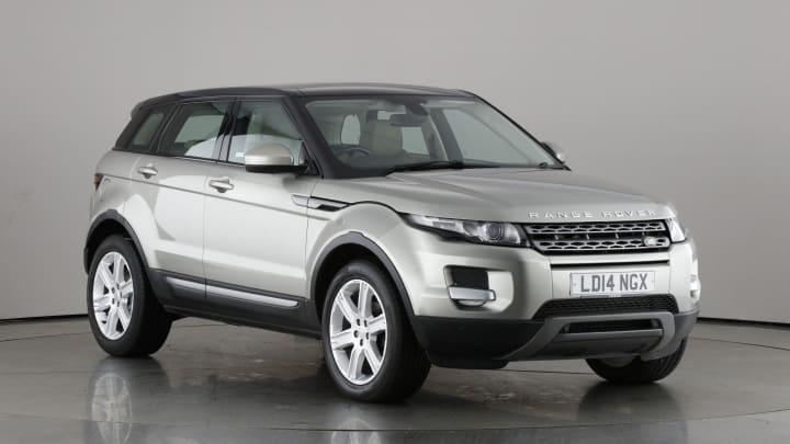 2014 used Land Rover Range Rover Evoque 2.2L Pure SD4