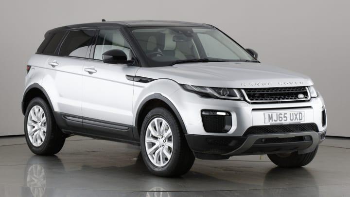 2015 used Land Rover Range Rover Evoque 2L SE Tech TD4
