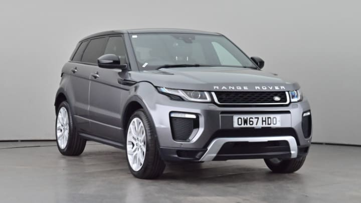 2017 used Land Rover Range Rover Evoque 2L HSE Dynamic TD4