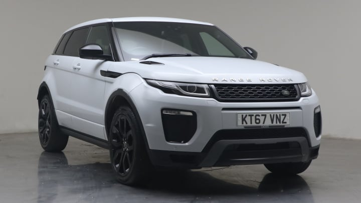 2018 used Land Rover Range Rover Evoque 2L HSE Dynamic TD4