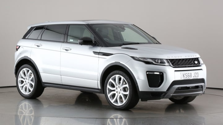 2018 used Land Rover Range Rover Evoque 2L HSE Dynamic Lux Si4